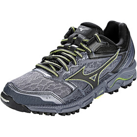 Mizuno Wave Daichi 3 Running Shoes Women folkstone gray/black/sunny lime